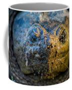 Snapping Turtle Coffee Mug