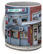 Snappy Lunch And Floyd Nc Coffee Mug