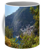 Sneak View Coffee Mug