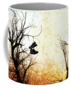 Sneakers In The Tree Coffee Mug by Bob Orsillo