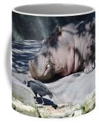 Sneaky Bird Coffee Mug