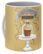 Snickerdoodle Cupcake Coffee Mug by Catherine Holman