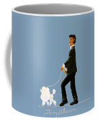 Snooty Poodle Coffee Mug