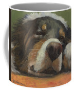 Snoozing Coffee Mug by Alecia Underhill
