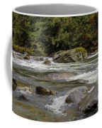 Snoqualmie Rapids Washington Coffee Mug