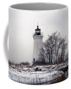 Snow And Ice Coffee Mug