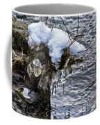 Snow And Icicles No. 2 Coffee Mug