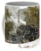 Snow And Steam Coffee Mug