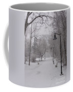 Snow At Bulls Island - 29 Coffee Mug