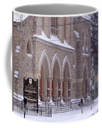Snow At St. John's Coffee Mug