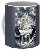 Snow Ball Coffee Mug by Mo T