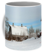 Snow Barns Coffee Mug
