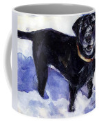 Snow Belle Coffee Mug