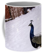 Snow Bird Coffee Mug