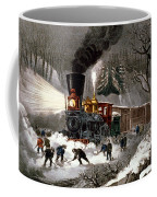 Snow Bound Coffee Mug