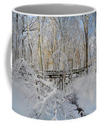Snow Bridge Coffee Mug