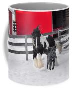 Snow Buddies Coffee Mug