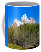 Snow-capped Coffee Mug