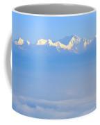 Snow Capped Himalayas  Coffee Mug