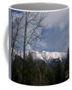 Snow Capped Coffee Mug