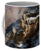 Snow Covered Grand Canyon Coffee Mug