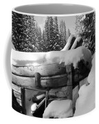 Snow Covered History Coffee Mug