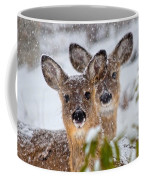Snow Does Coffee Mug