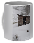 Snow Drift Coffee Mug