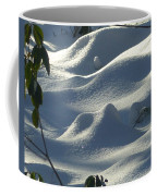 Snow Dunes Coffee Mug