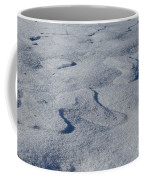 Snow Dunes Coffee Mug