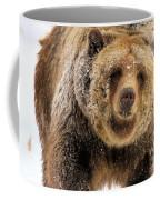 Snow Face Coffee Mug