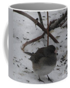 Snow Finch Coffee Mug