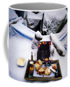Snow Flake And Colette Winter Snow Lunch Coffee Mug