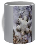 Snow Flake Enjoy The Beauty Photo Art Coffee Mug