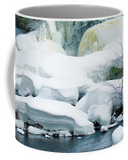 Snow Formations Coffee Mug
