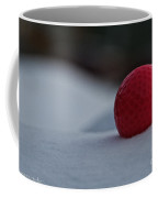 Snow Golf Coffee Mug