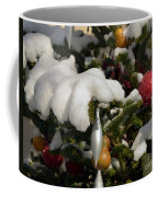 Snow Hands Coffee Mug
