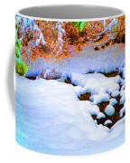 Snow In Color Coffee Mug