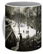 Snow In London Coffee Mug