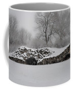 Snow In Plymouth Meeting Pa Coffee Mug