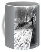 Snow In The City Coffee Mug