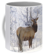Snow In The Face  Coffee Mug
