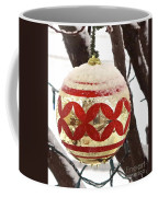 Snow Just In Time For Christmas Coffee Mug