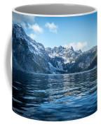 Snow Lake Coffee Mug