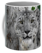 Snow Leopard 5 Coffee Mug
