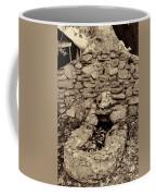 Snow Line Fireplace Coffee Mug