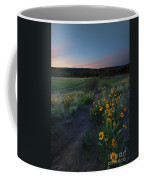 Snow Mountain Trail Coffee Mug