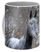 Snow Mule Coffee Mug