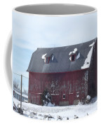 Snow On Roof Coffee Mug