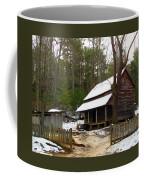 Snow On The Roof Top Coffee Mug